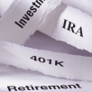 Ira, 401k, retirement