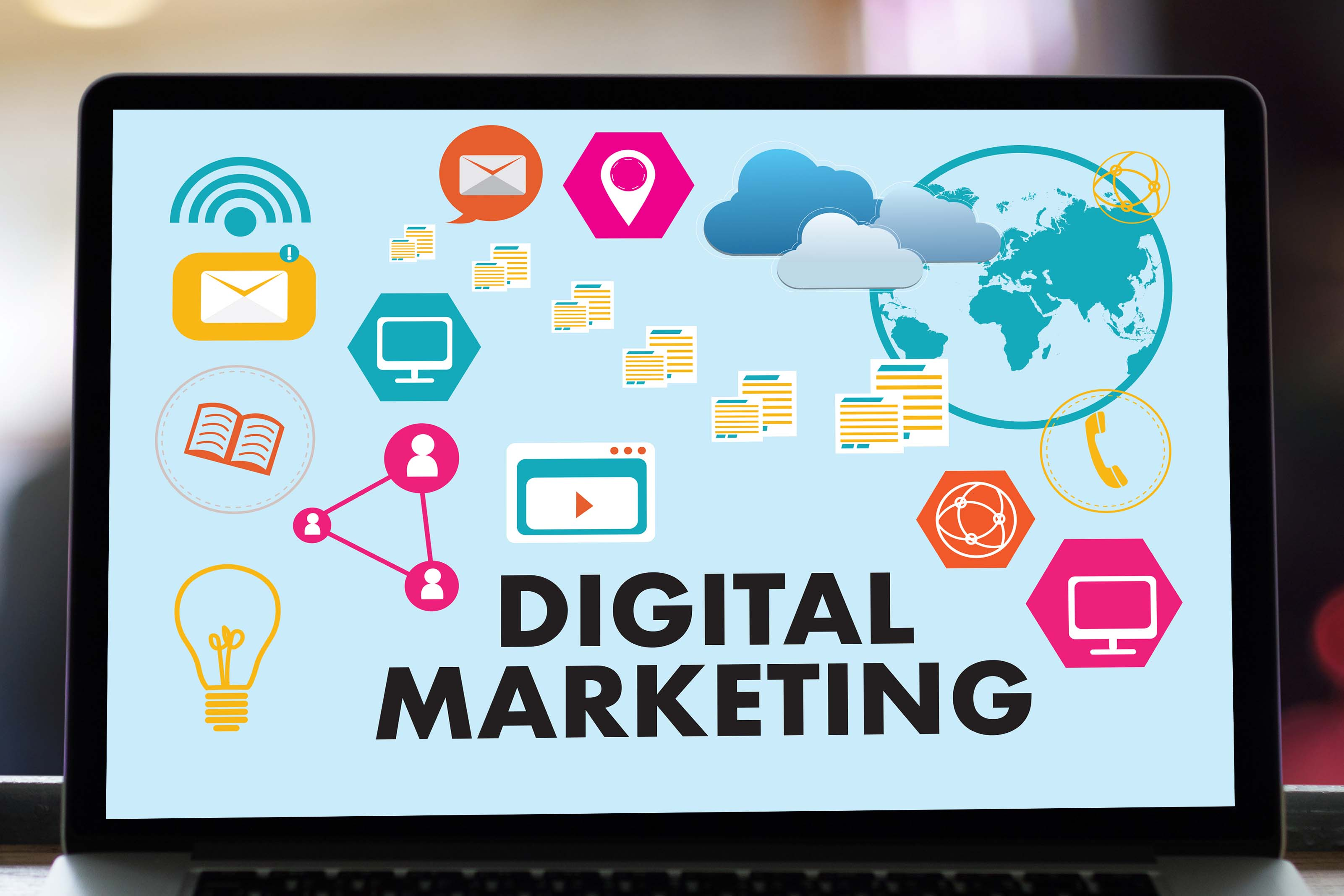 Visibility is Credibility: The Importance of Digital Marketing