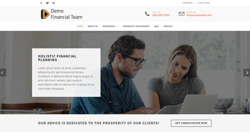 Advisor Websites | Broadridge Advisor Solutions