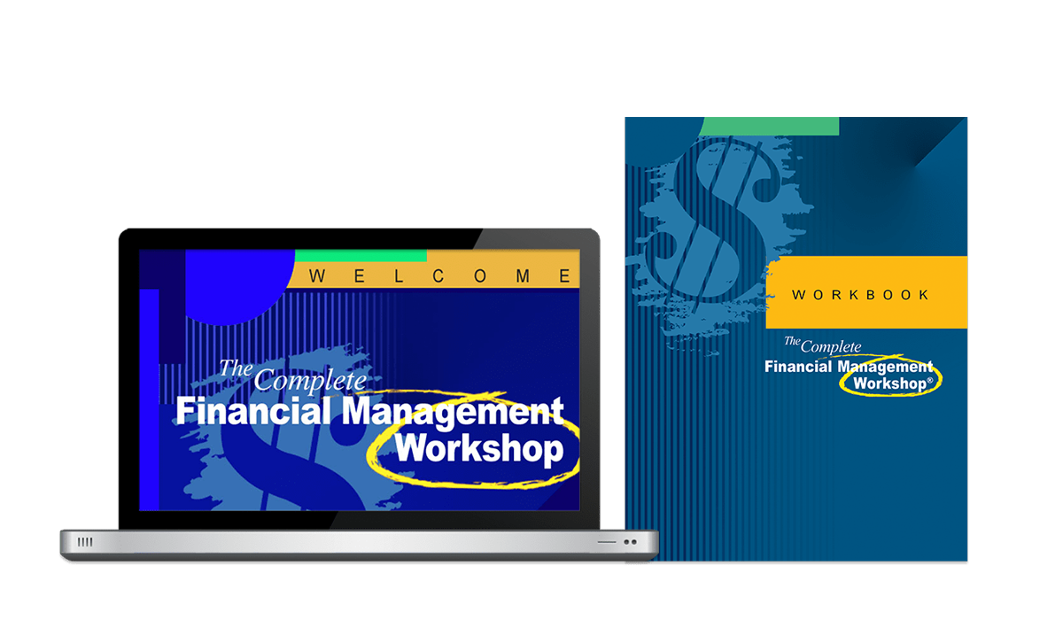 The Complete Financial Management Workshop educational financial seminar system